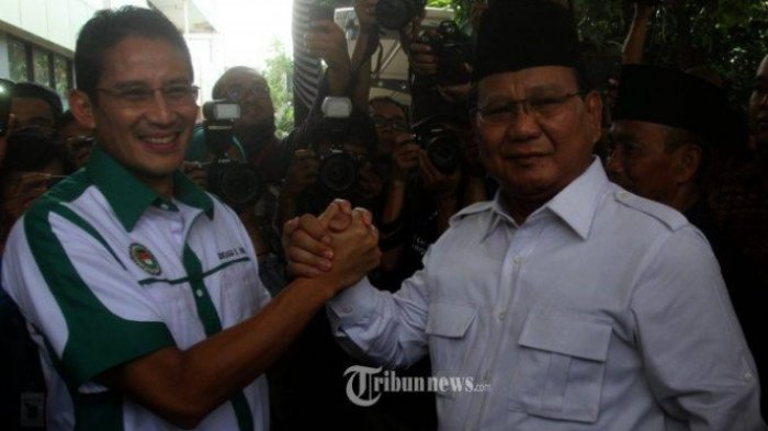 Putusan MK Tolak Seluruh Gugatan Prabowo-Sandi
