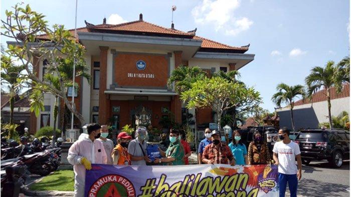 Yamaha Kembali Lakukan Penyemprotan Disinfektan ke Sekolah-sekolah di Bali