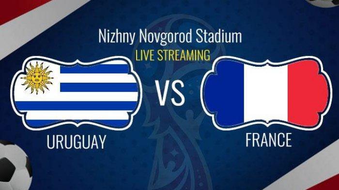 Prancis Melaju Ke Semifinal Piala Dunia 2018 Usai Menang 2-0 Atas Uruguay
