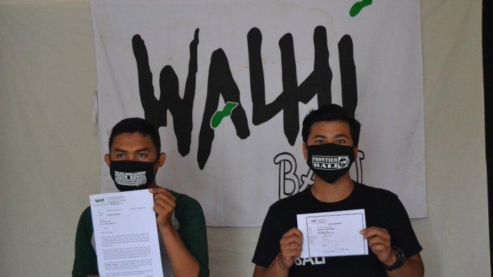 Permohonan Informasi Publik Tak Dibalas Gubernur Bali, Walhi Layangkan Surat Keberatan