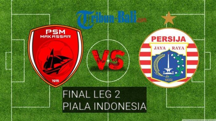 Coach Teco Jagokan Persija Jakarta Menang Lawan PSM Makassar di Final Piala Indonesia