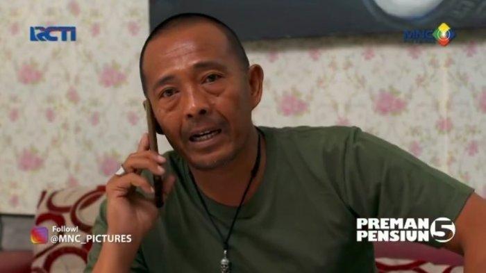 Sinopsis Preman Pensiun 5 Episode Jumat 23 April Nyawa Bubun Terancam