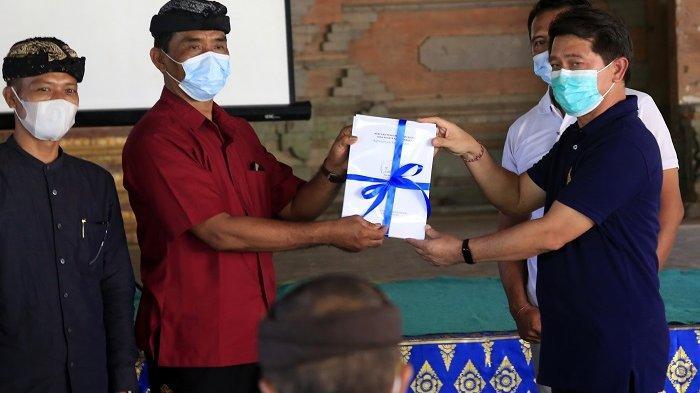 Desa Bakas Klungkung Berbenah di Masa Pandemi Covid-19, Siapkan Rencana Bisnis