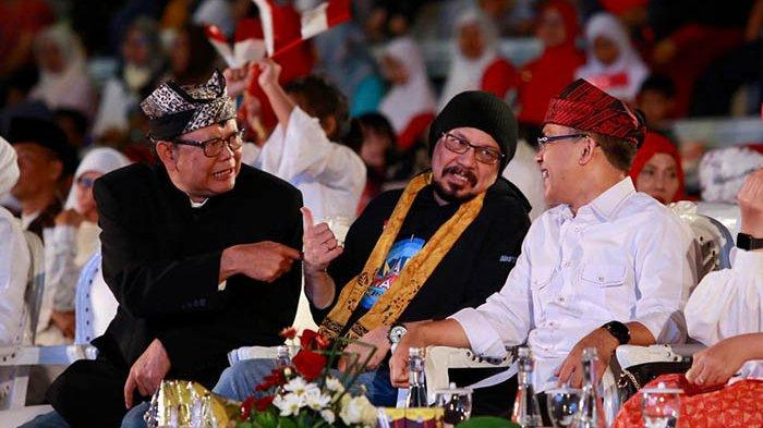 Di Resepsi Kemerdekaan, Andi F Noya Mengaku Terinspirasi Kemajuan Banyuwangi