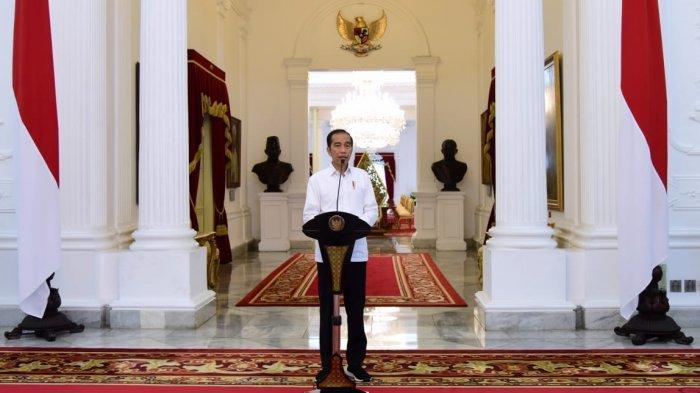 Jokowi Siapkan Perpres dan Inpres tentang Pengaturan Mudik Lebaran 2020