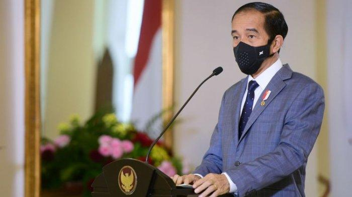 Presiden Jokowi Cabut Perpres Miras Setelah Bertemu Empat Mata dengan Wapres Ma'ruf Amin