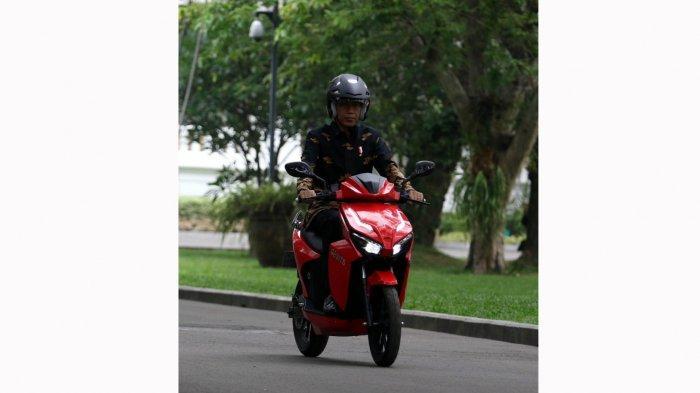 M Nuh Pemenang Lelang Motor Jokowi Ternyata Buruh Bangunan, Mengira Bakal Dapat Hadiah