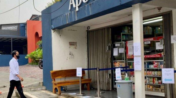 PPKM Diperpanjang hingga 2 Agustus, Warga Boleh Makan di Warung Paling Lama 20 Menit