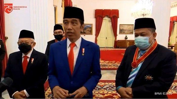 Presiden Jokowi Peringkat 12 Tokoh Muslim Paling Berpengaruh di Dunia, Berikut Ini Daftar Lengkapnya