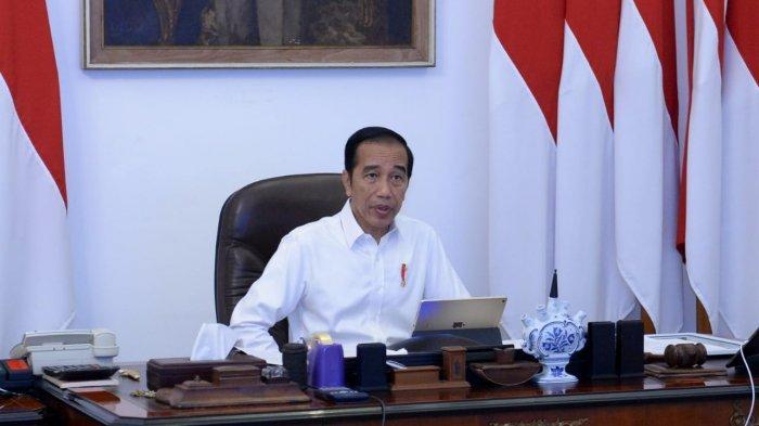 Presiden Jokowi Minta Data Virus Corona Segera Dibuka Seluas-luasnya