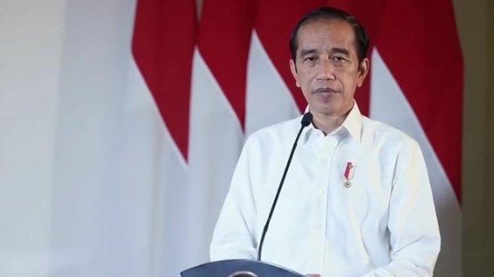 Presiden Jokowi Minta Pemda Belanjakan Rp 182 Triliun yang Mengendap di Perbankan