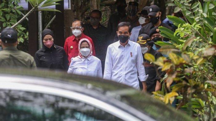 Jokowi Ingin Ekonomi Bali Segera Pulih, Soroti Penyerapan APBD dan Cek Persiapan Meeting G20