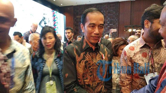 Begini Komentar Jokowi Saat Merasakan Goyangan Gempa di Bali, Titik Gempa 6,3 SR Ada di Lokasi Ini