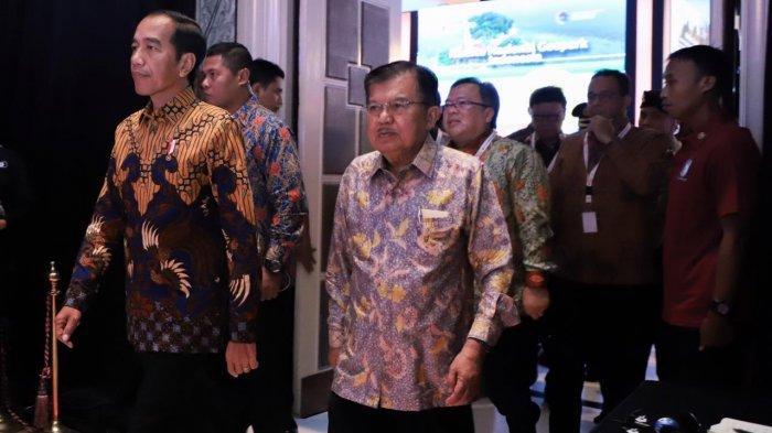 Masalah Ini yang Dibahas Prabowo Saat Bertemu Wakil Presiden Jusuf Kalla