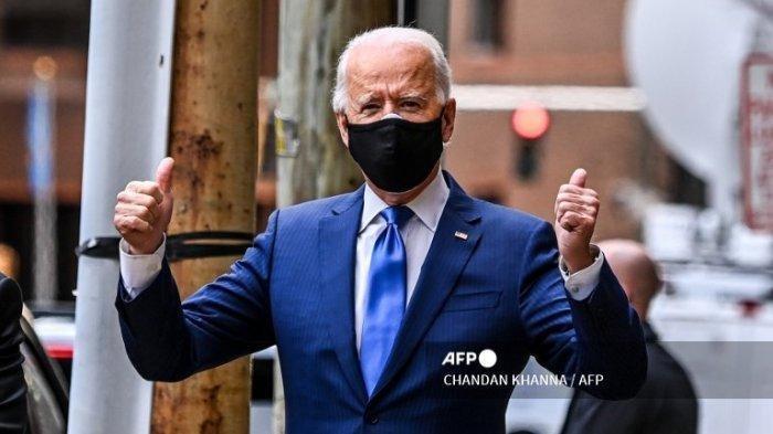 Jadi Orang Pertama yang Divaksin Covid-19, Joe Biden: Setiap Orang Harus Siap Ketika Disuntik Vaksin