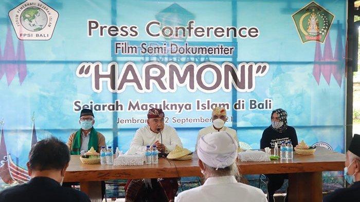 Film Dokumenter Harmoni, Angkat Keharmonisan Nyame Bali dan Nyame Selam di Jembrana