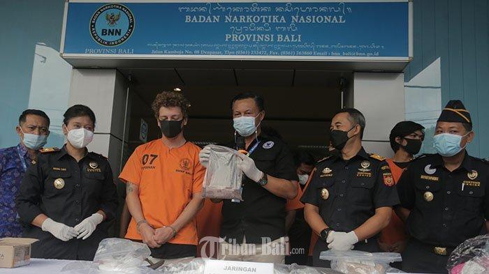 Bali Nyaris Kecolongan Masuknya DMT, Narkoba yang Disebut Berbahaya hingga Halusinasi Bertemu Tuhan