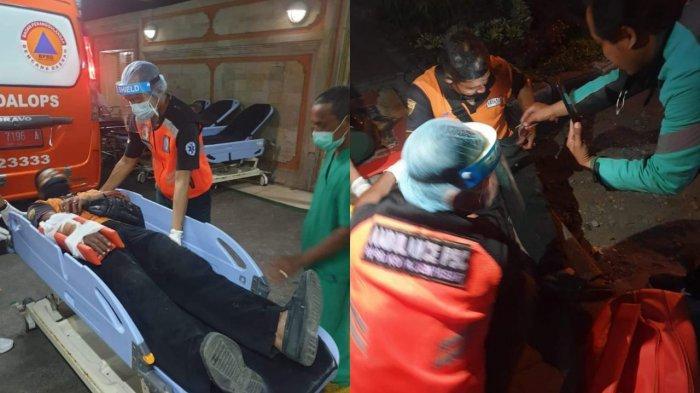 Malam Minggu, BPBD Denpasar Tangani Korban Tiga Kasus Laka Lantas di Denpasar