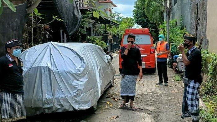 Warga Dalung Meninggal Dunia di Kesiman Denpasar Saat Nyepi, Sempat Mengeluh Sakit Dada