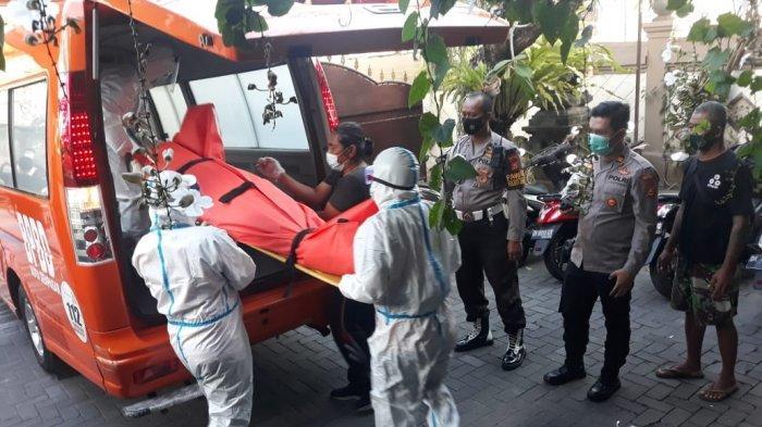 BREAKING NEWS: Pria Tewas di Kamar Mandi Hotel Jalan Cargo Denpasar, Lidah Menjulur Keluarkan Liur