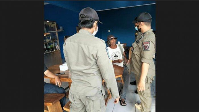 Pria WN India Lakukan Pemalakan di Jalan Sudirman Denpasar, Berhasil Diamankan Satpol PP Denpasar
