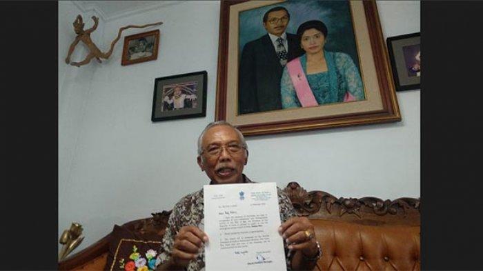 Prof I Wayan Dibia Terima Padma Shri, Penghargaan Seni Tertinggi dari India
