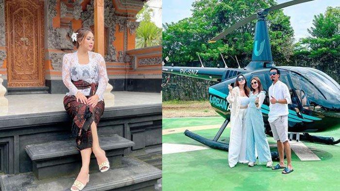 PROFIL Maharani Kemala, Cewek Bali yang Sukses Berbisnis Kosmetik hingga Buka Penyewaan Helikopter