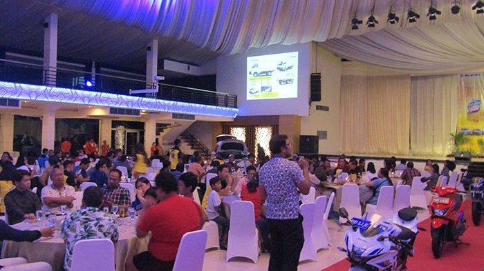 Program Leasing Gathering Siap Manjakan Customer Loyal PT Sejahtera Indobali Trada dan BCA Finance