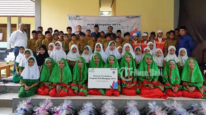 PLN Peduli Pendidikan, Berbagi Ilmu Ketenagalistrikan di Madrasah Ibtidaiyah Ta'riful Fuad