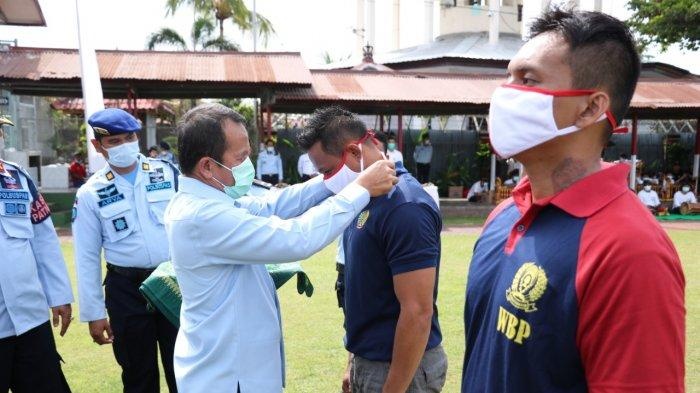 120 WBP Lapas Kerobokan Badung Bali Ikut Program Rehabilitasi Medis dan Sosial