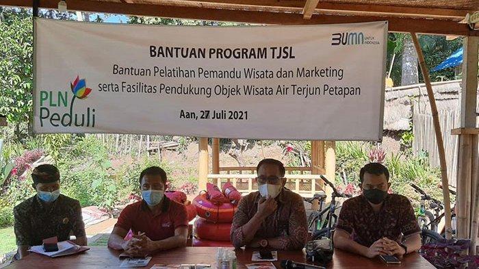 Peduli Pariwisata, PLN Berikan Bantuan Pelatihan Pemandu Wisata di Klungkung