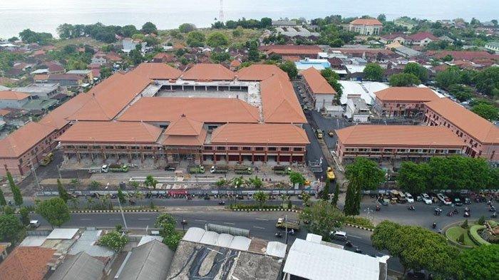 Progres Revitalisasi Pasar Banyuasri Capai 96 Persen, Didesain Semi Modern dan Bebas Sampah Plastik