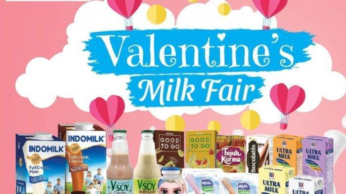 Katalog Promo Alfamart 4 Februari 2021, Promo Cokelat Beli 2 Gratis 1, Diskon Susu hingga 50 Persen