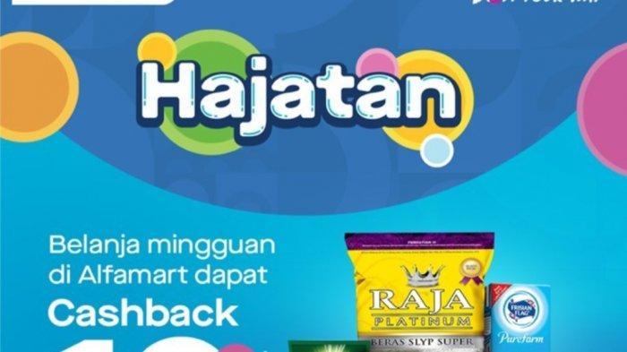 Promo Alfamart 1 Maret 2021, Banjir Diskon & Cashback, Minyak Goreng 2L Rp25900, Susu UHT 1L Rp15000