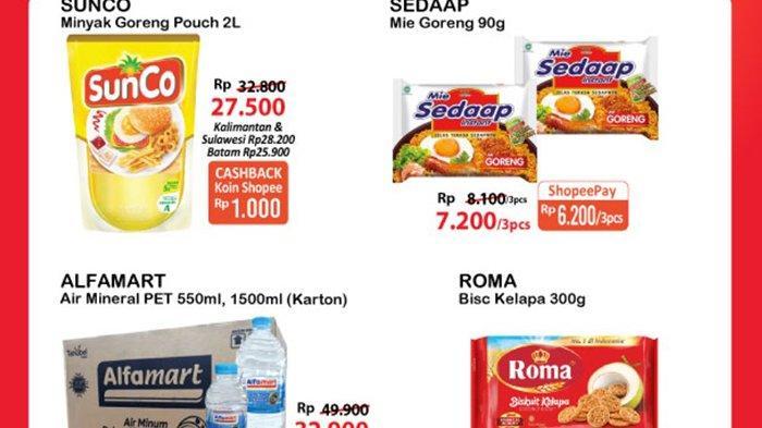 PROMO Alfamart 16 - 20 Juli 2021 Diskon Hingga 50%, 3 Es Krim Rp 11.000, Minyak Goreng Rp 27.500
