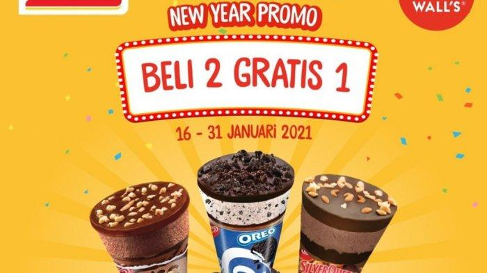 Promo Alfamart 17 Januari 2021, Banjir Diskon, Snack Serba Rp5.000, Es Krim Cornetto Beli 2 Gratis 1
