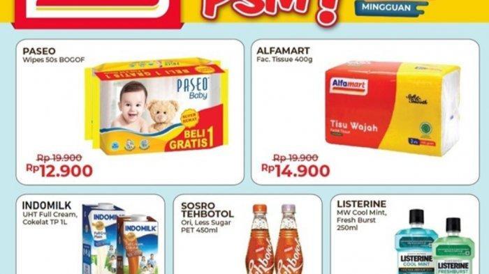 Promo Alfamart 20 April 2021 BANJIR DISKON, Minuman Beli 2 Gratis 1, Indomie Jumbo 2pcs Rp5.900