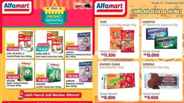 Promo Alfamart Kamis 3 September 2020 Promo Mingguan Super Hemat Hingga Promo Camilan Tribun Bali