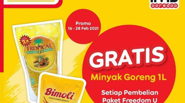Promo Alfamart Besok 20 Februari 2021, Gratis Minyak Goreng, Diskon Susu, Beras, Tisu & Mi Instan