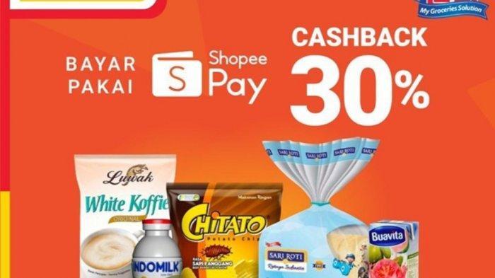 Promo Alfamart Hari Ini 24 Februari 2021, Cashback 30%, Diskon Beras, Minyak Goreng hingga 57%