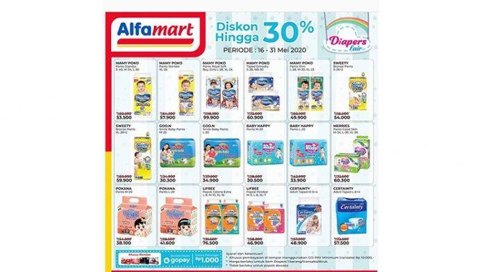 Katalog Promo 29 Mei 1 Juni 2020 Promo Gratis Minyak Goreng Dan Diskon Diapers Sampai 30 Persen Tribun Bali
