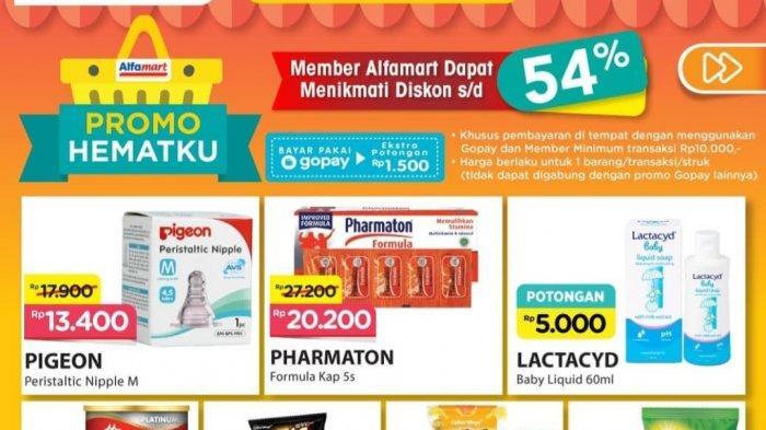 Promo Alfamart Hari Ini, Diskon Susu, Sosis & Biskuit Sampai 54%, Ada Juga Gratis Minyak Goreng