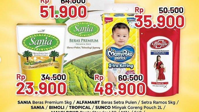 PROMO ALFAMART 16 - 20 September 2021, Tebus Murah Diskon Up To 80%, Minyak Goreng 2L Rp 23.900
