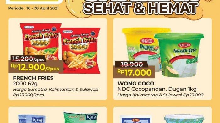 Promo Alfamart hingga 30 April 2021, Diskon Spesial Ramadhan, Cadbury 12.500, Indomie 3 pcs 7.000