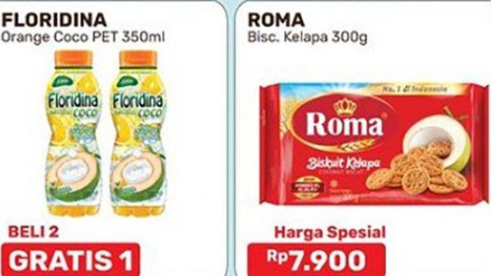 Promo Alfamart 1 – 7 Juni 2021, Camilan Harga Spesial, Minuman Beli 2 Gratis 1, Diskon Diapers. Promo Alfamart terbaru memberikan harga spesial untuk camilan dan minuman.