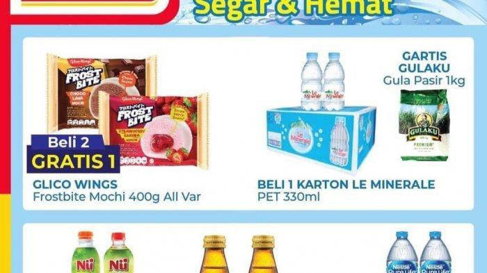 Promo Alfamart Terbaru 11-15 April 2021, Diskon Minuman, Mi Instan Beli 3 Gratis 1, Mi Cup Rp3.300
