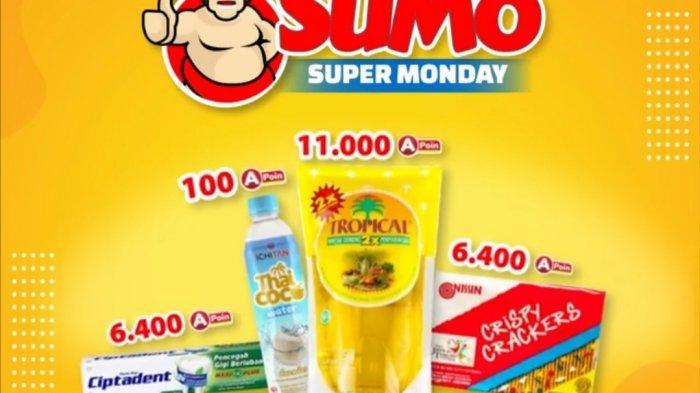 Promo Alfamart Terbaru 14 Juni 2021, Super Monday, Serba Gratis, Susu, Diapers & Minyak Goreng Murah