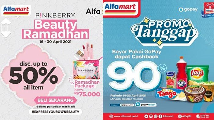 Promo Alfamart Senin 19 April 2021, Belanja Super Hemat Diskon hingga 50 Persen