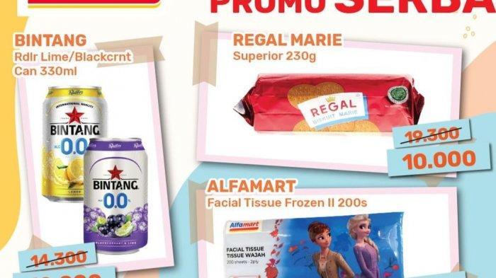 PROMO Alfamart Terbaru 3-15 Juni 2021, Serba 5.000an, Biskuit Regal 10.000, Snack Beli 2 Gratis 1
