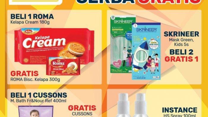 Promo Alfamart TERBARU 5 Mei, Beras, Mi Instan & Susu Diskon Besar, Hand Sanitizer Beli 2 Gratis 1